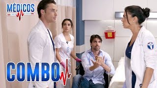 Médicos, línea de vida - C-11: Regina le da una lección a Sergio | Las Estrellas