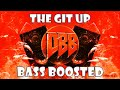 Blanco Brown - The Git Up (Bass Boosted)