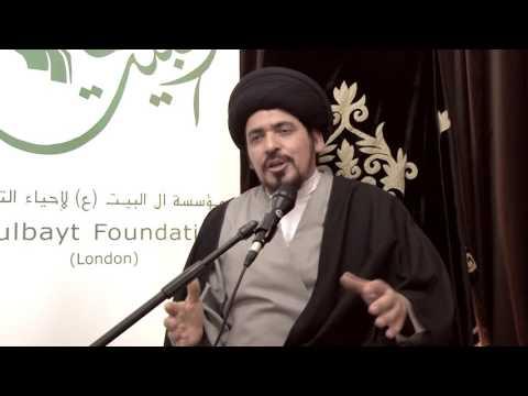 Wafat Sayeda Khadija - Sayed Munir khabaz | 2016