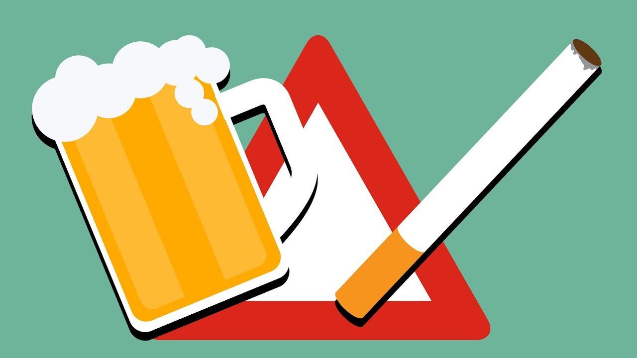 como prevenir el consumo de alcohol y cigarrillo