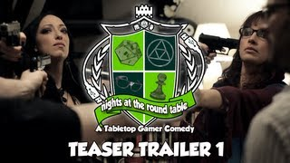 Dungeons and Dragon Comedy Series - Nights At The Round Table Teaser