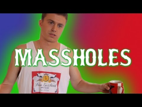 Massholes Episode 2: New Kids On The Beach