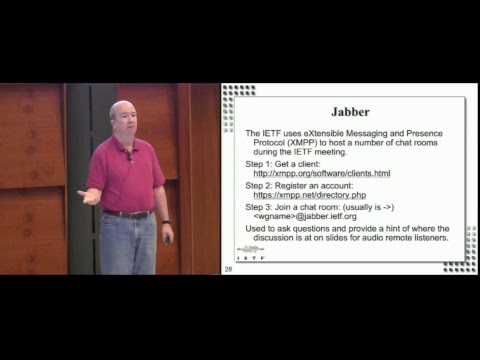 IETF 99 Newcomers Orientation