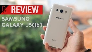 Samsung Galaxy J5(2016)  Indonesia Review - Bukan untuk Geek