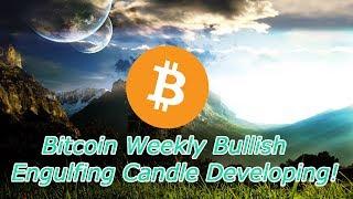 Bitcoin Weekly Bullish Engulfing?! Crypto Technical Analysis