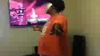 Dancing to playboicarti shoota ft lil uzi