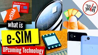 What is eSIM? Embedded SIM | HOW to Use? How eSIM Work?Explained|Samsung,Apple,Smartwatch,Vodafone