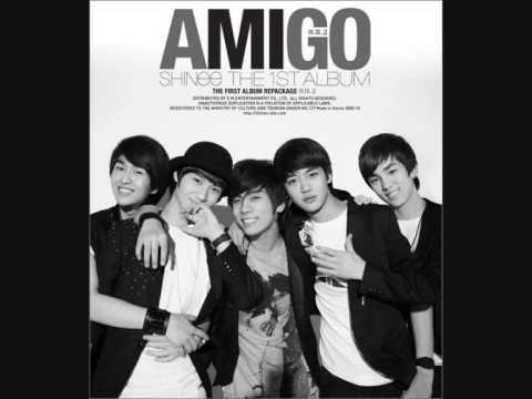 SHINee Amigo audio [FULL]
