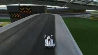 Trackmania E04 Rxt 1:41.77 vs n! KarjeN » power 1:41.95