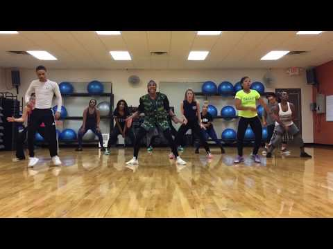 Zumba with MoJo: Finesse (Remix) ft. Cardi B by Bruno Mars