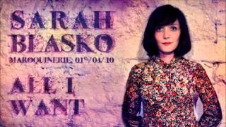 Sarah Blasko - All I Want Beny (Original Mix)