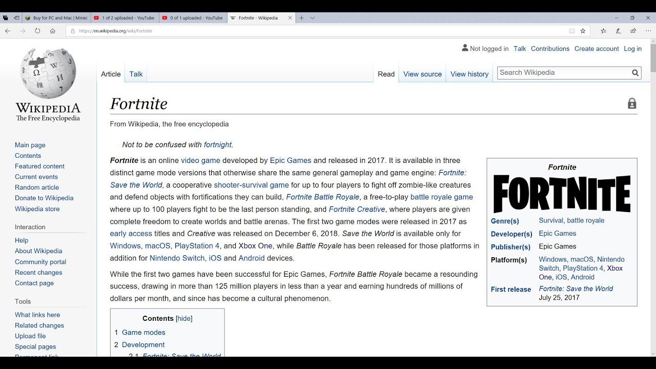 fortnite battle royale wikipedia pictures - fortnite encyclopedia