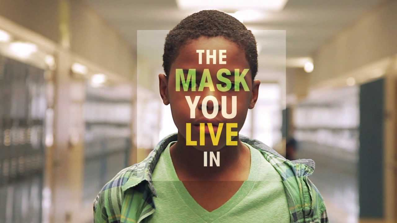Image result for mask you live in