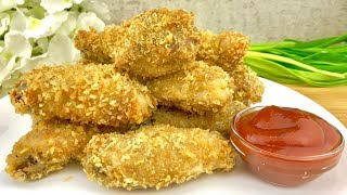 КУРИНЫЕ КРЫЛЫШКИ как в KFC !!! Домашний рецепт !!! / CHICKEN WINGS  KFC !!! HOME RECIPE !!!