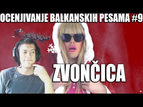 OCENJIVANJE BALKANSKIH PESAMA - ZVONČICA (Official Music Video)