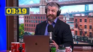 A Round of Tweets | The MMA Hour #456