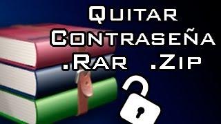 Descifrar contraseñas de archivos .Rar y .Zip [Funciona]