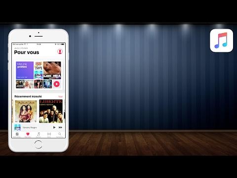 Comment faire pour s'abonner sur l'application Apple Music iPhone, iPod Touch et iPad