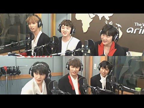SPECTRUM (스펙트럼) @ 190107 Sound K Arirang Radio full ver.