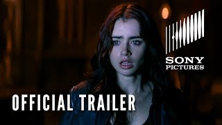 THE MORTAL INSTRUMENTS: CITY OF BONES - Official Trailer streaming