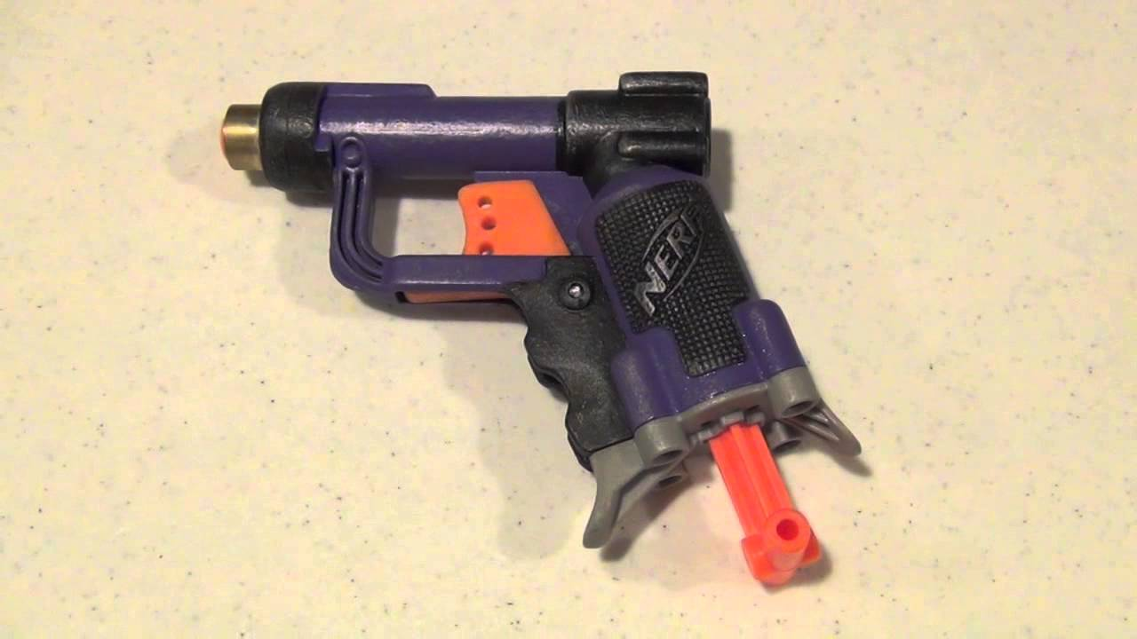 Spray Paint Mod Nerf Guns