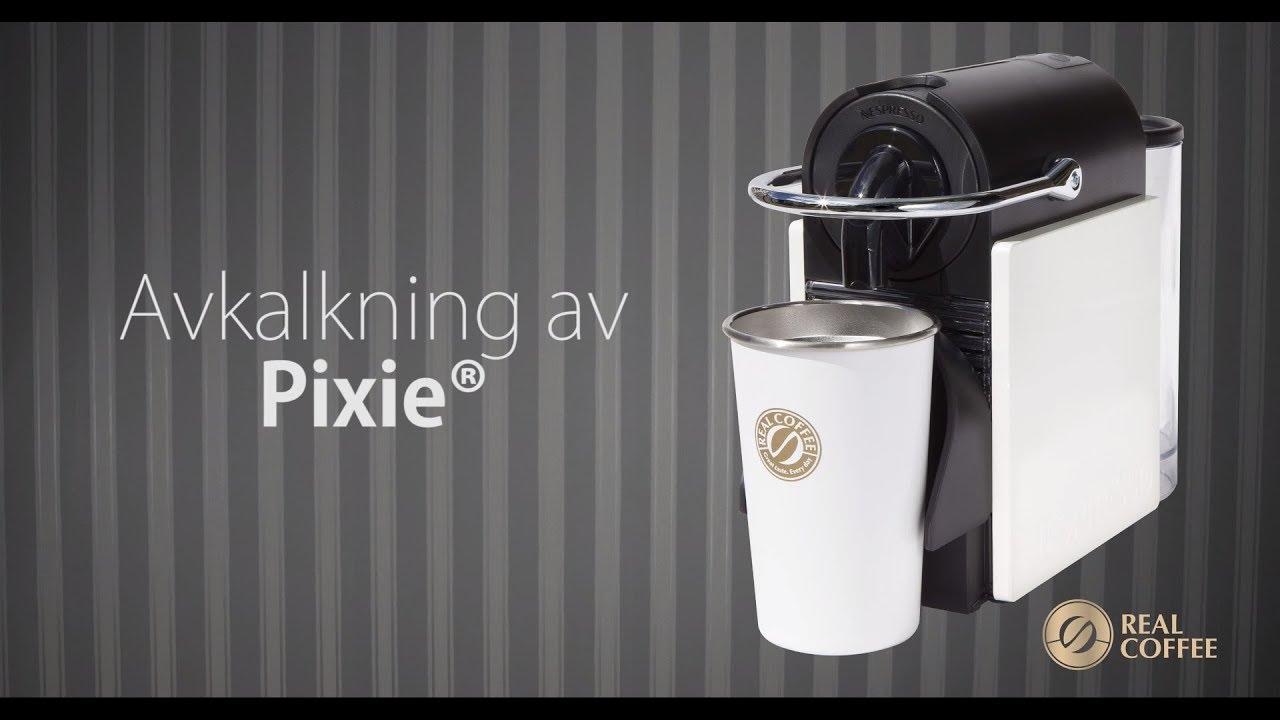 Avkalkning av Nespresso Pixie® - YouTube : avkalkning : Inredning