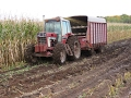 International 1086 Tractor with Front Wheel Assist