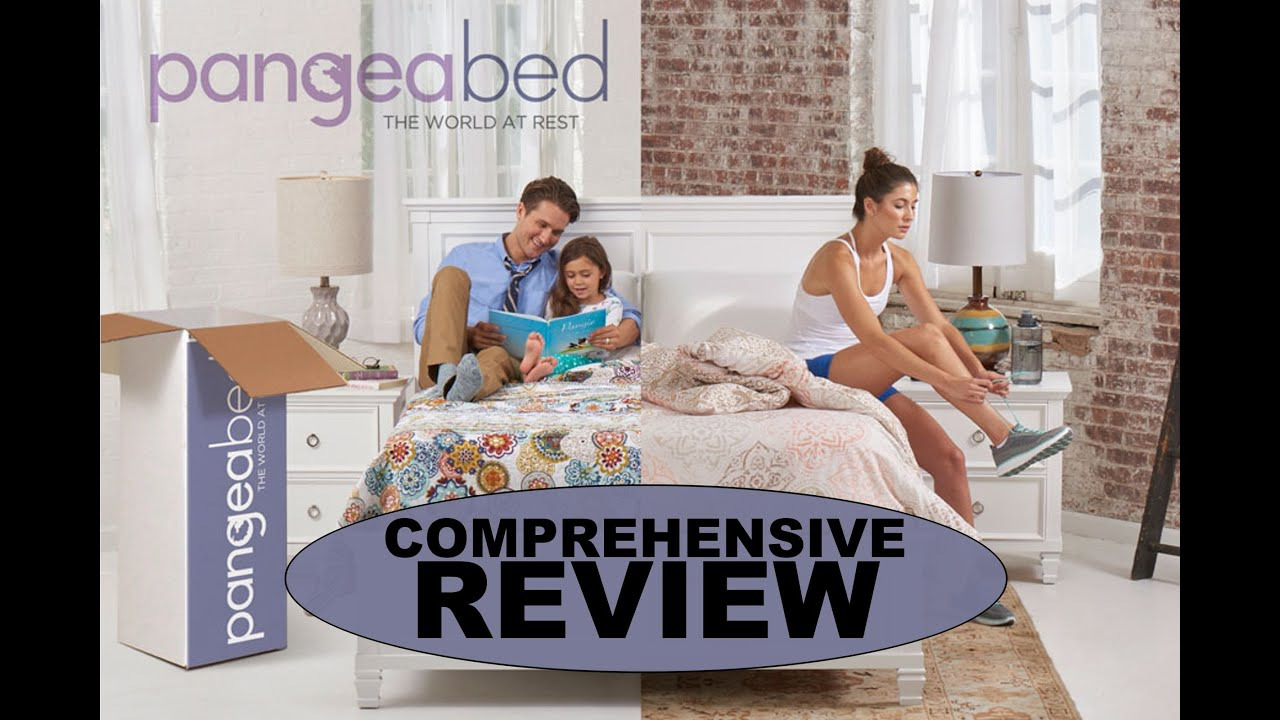 Pangea Mattress Review   Copper Infused   Pangea Bed Mattress Reviews    YouTube