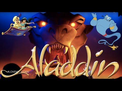 Disney California Adventure's ALADDIN (FULL HD show) 2015
