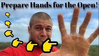 3 Tips for Handcare in the Open!