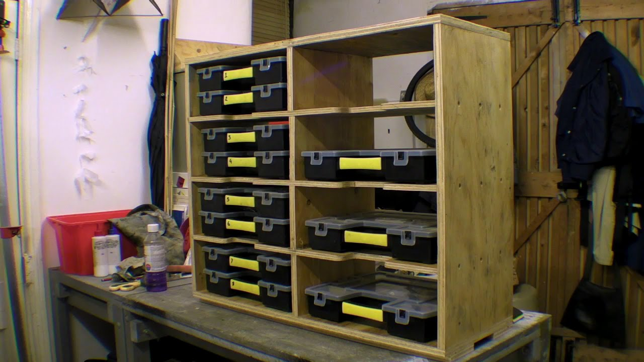Shelving For Storage Organisers Fixing Screws Bolts