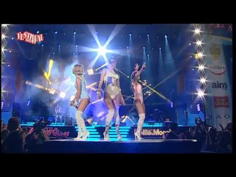 Serebro - Angel Kiss / Mi Mi Mi @ Festival Show - Vicenza (2013)