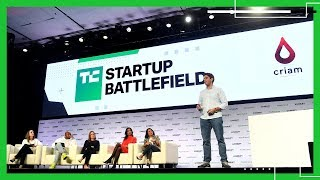 Startup Battlefield: Session 4 - Criam