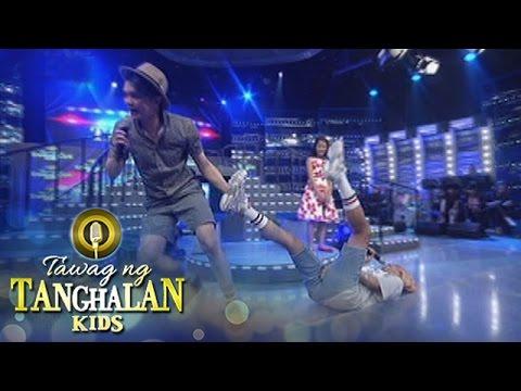 Tawag ng Tanghalan Kids: Vhong turns Vice into a rug