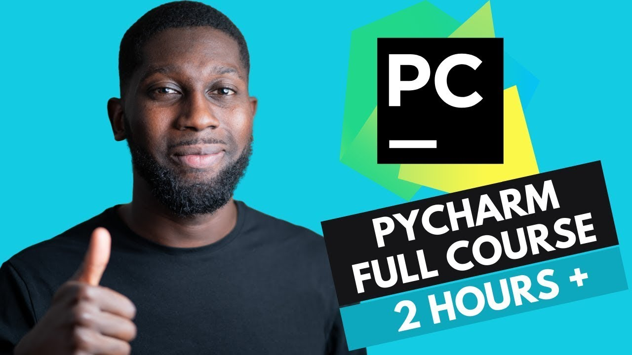 PyCharm Full Course   Everything You Need To Know About PyCharm