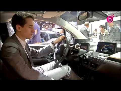 Salon de l 39 auto les nouvelles technologies embarquent for Salon des nouvelles technologies