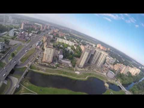 Прыжки с крыши отеля Astrum в Щелково 01.07.2016