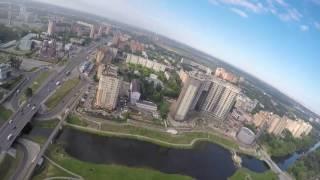 Прыжки с крыши отеля Astrum в Щелково 01.07.2016(, 2016-08-06T07:38:25.000Z)