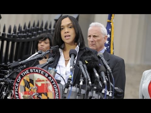 6 Baltimore Police Charged in Murder of Freddie Gray