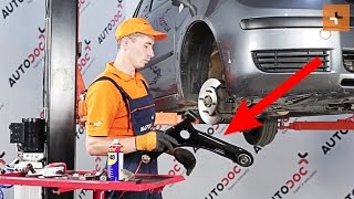 Tutorial: Como substituir a Braço de suspensão dianteiro noMITSUBISHI COLT Z30
