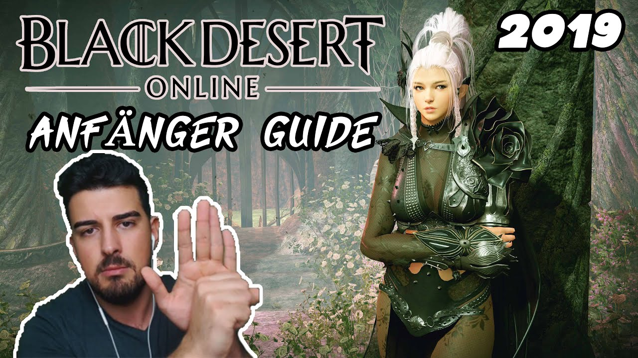 Black Desert Online - My Approach To Workers! 2019 Guide ...