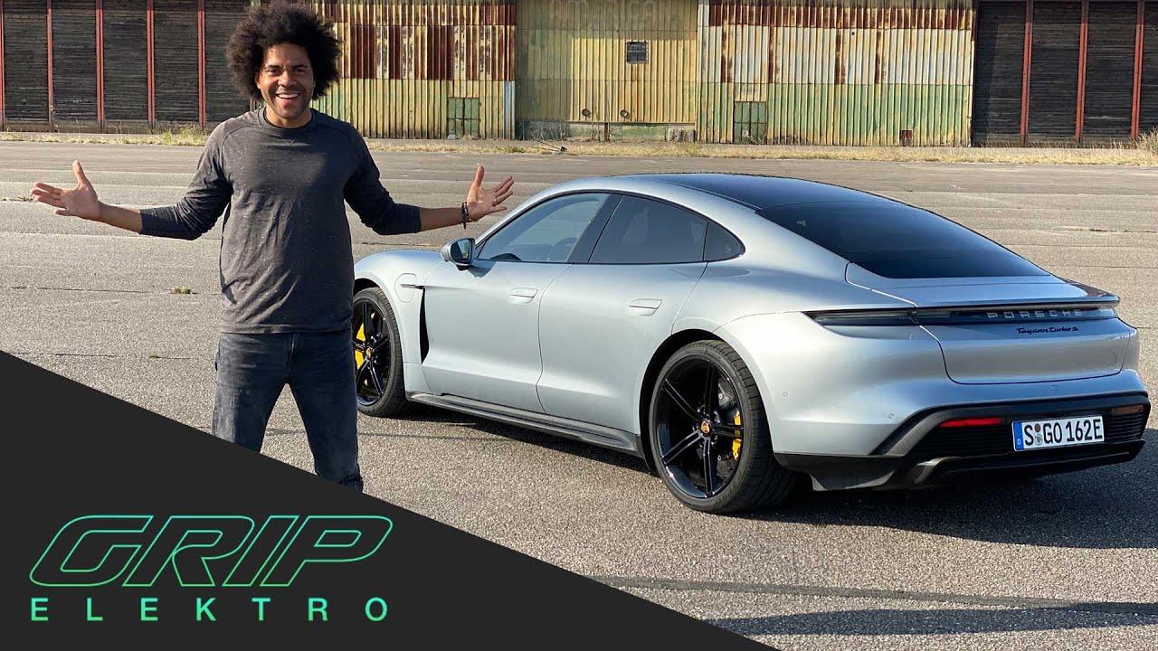 GRIP-Elektro-Check I Porsche Taycan Turbo S I GRIP Elektro