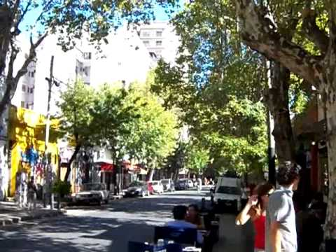 PALERMO HOLLYWOOD BUENOS AIRES ARGENTINA