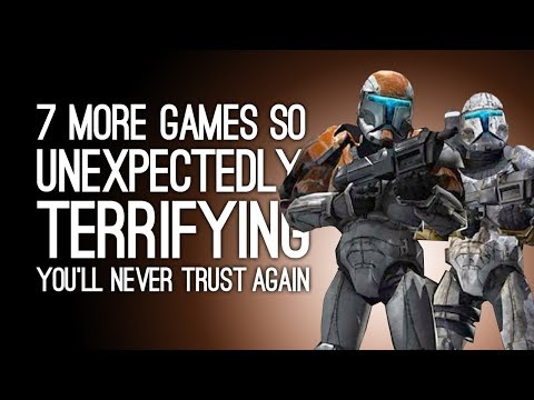 7 Games So Unexpectedly Terrifying You'll Never Trust Again: Commenter's Edition