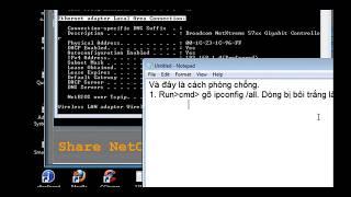 Hướng dẫn sử dụng netcut 3.0 và cách phòng chống