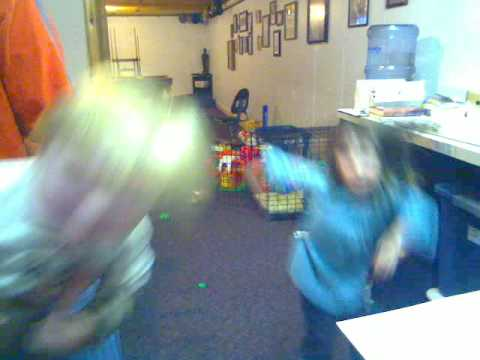 Aimee, David, & PaPa Dance