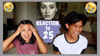 Baixar Reaction to 25 by Adele