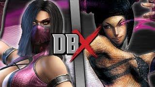 Juri VS Mileena | DBX