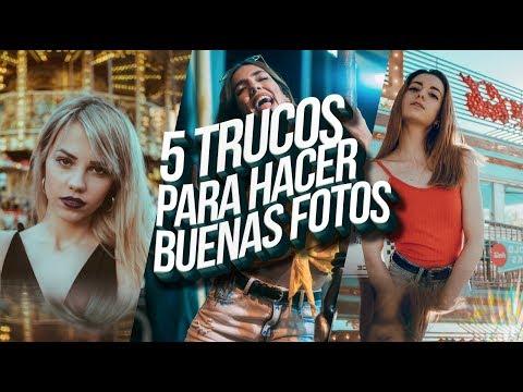 5 SIMPLES TRUCOS PARA HACER BUENAS FOTOS // YEYO