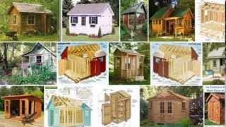 Amazing Garden Shed Plans - Where To Find Beautiful Garden Shed Plans?